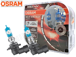 OSRAM HB3 12V 60W +150% NIGHT BREAKER LASER 9005NL-HCB