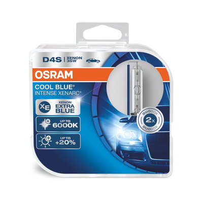OSRAM D4S XENARC COOL BLUE INTENSE 66440CBI